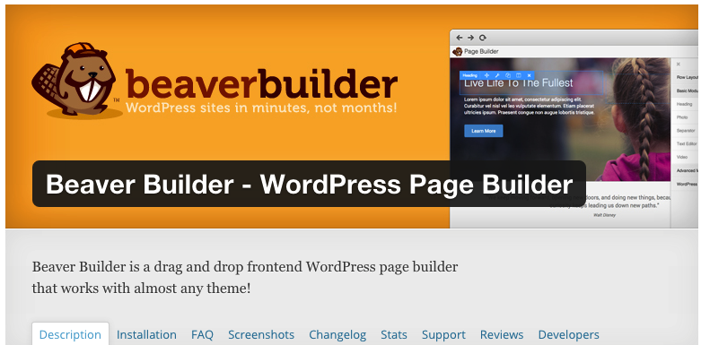 ... page builder for wordpress. Download