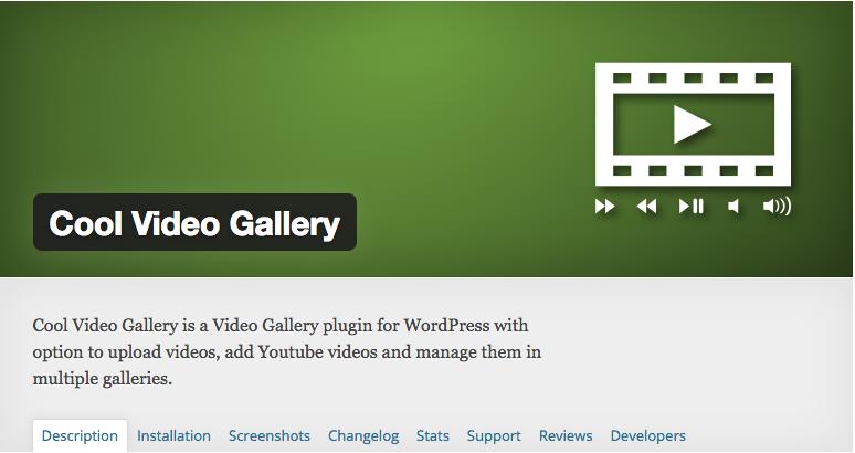 Responsive wordpress image & video grid gallery | wordpress plugin.