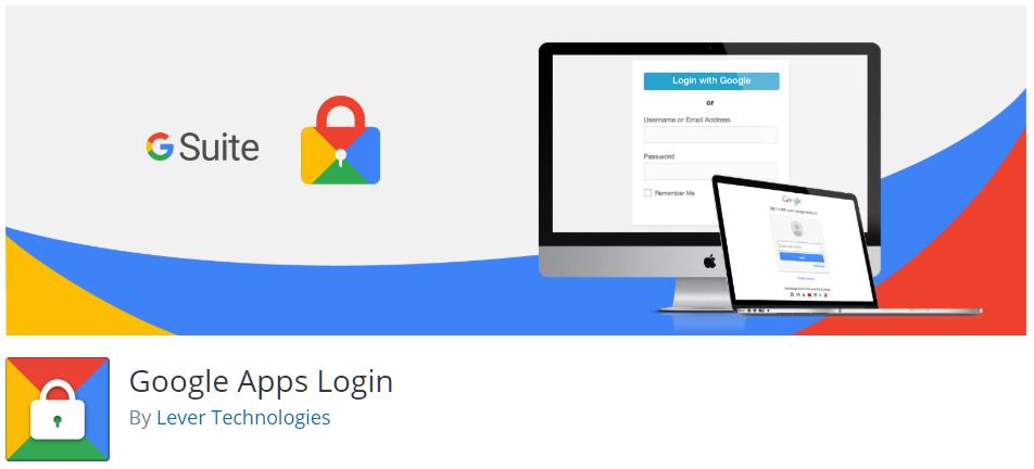 Free WordPress Plugin: Google Apps Login | Doteasy WordPress