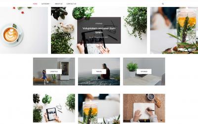 Free WordPress Theme: Urbane
