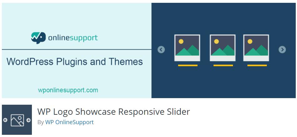 Free WordPress Plugin: WP Logo Showcase Responsive Slider