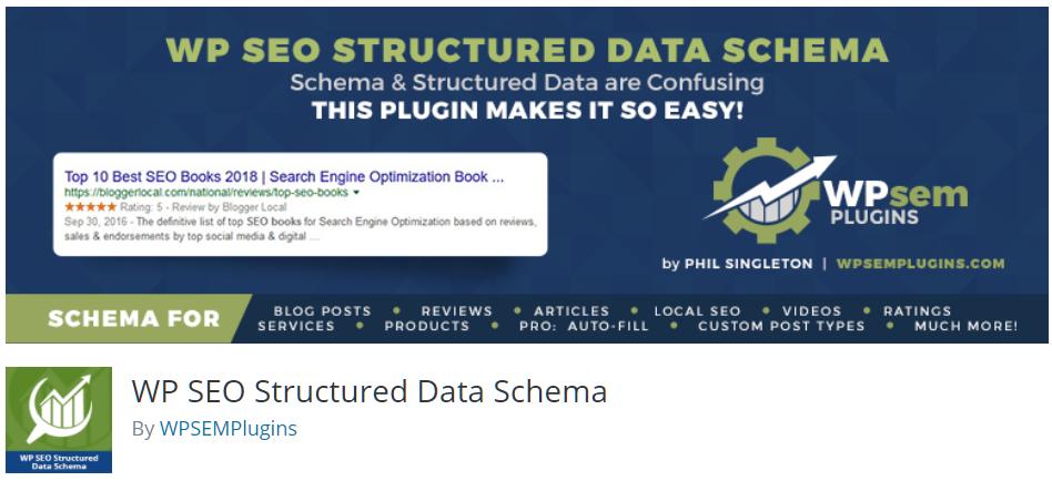 Free WordPress Plugin: WP SEO Structured Data Schema