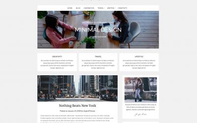 Free WordPress Theme: FlatMagazinews