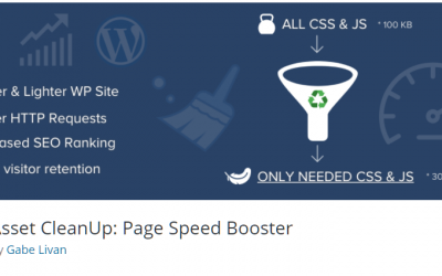 Free WordPress Plugin: Asset CleanUp: Page Speed Booster