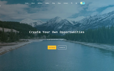 Free WordPress Theme: Pliska