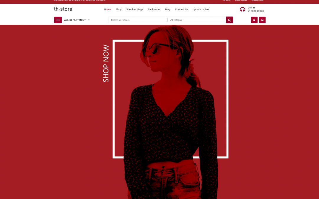 Free WordPress Theme: Th-Store