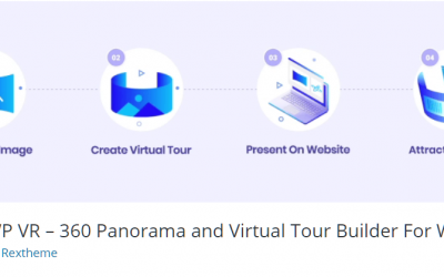 Free WordPress Plugin: WP VR – 360 Panorama and Virtual Tour Builder For WordPress