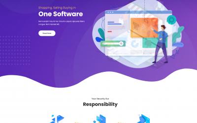 Free WordPress Theme: SKT Software