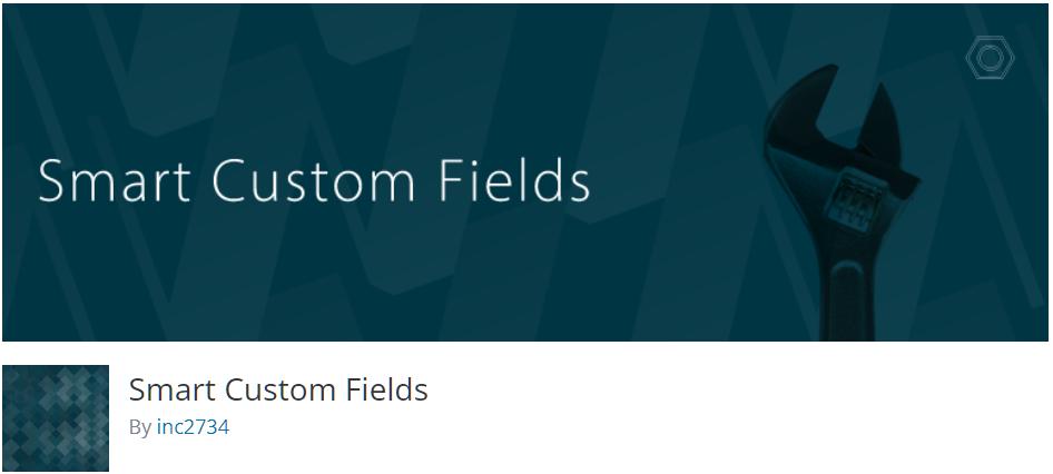 Free WordPress Plugin: Smart Custom Fields